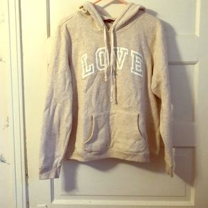 American Eagle hooded sweatshirt